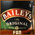 Bailey's Irish Cream: