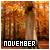 Months: November: